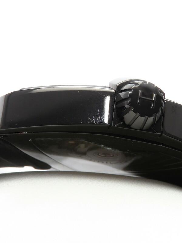 【HAMILTON】【エルヴィスプレスリー生誕75周年限定モデル】ハミルトン『ベンチュラ XXL オートマチック』H24615331 メンズ 自動巻き 1ヶ月保証【中古】