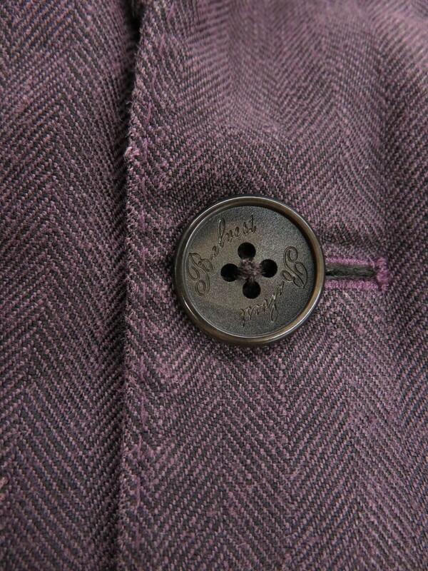 【Belvest】【BEAMS F別注】【イタリア製】【アウター】ベルベスト『テーラードジャケット size42』メンズ 1週間保証【中古】