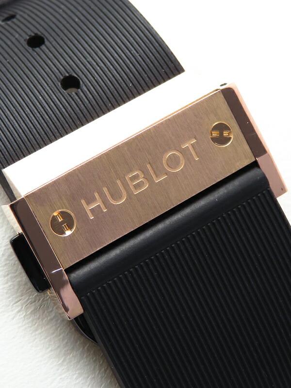 【HUBLOT】【仕上済】【裏スケ】ウブロ『クラシックフュージョン キングゴールド』511.OX.1180.RX メンズ 自動巻き 6ヶ月保証【中古】