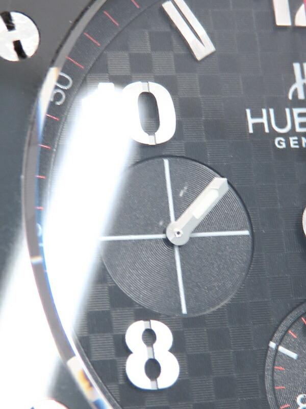 【HUBLOT】【裏スケ】【仕上済】ウブロ『ビッグバン クロノグラフ 44mm』301.SB.131.RX メンズ 自動巻き 6ヶ月保証【中古】