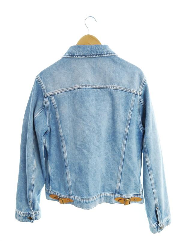 【Louis Vuitton】【イタリア製】ルイヴィトン『LOUIS XIX デニムジャケット size48』HGA73WLVP 2019SS メンズ Gジャン 1週間保証【中古】