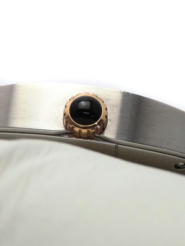 【CHAUMET】【内部点検済】ショーメ『ダンディ』W11770-26E メンズ 自動巻き 3ヶ月保証【中古】