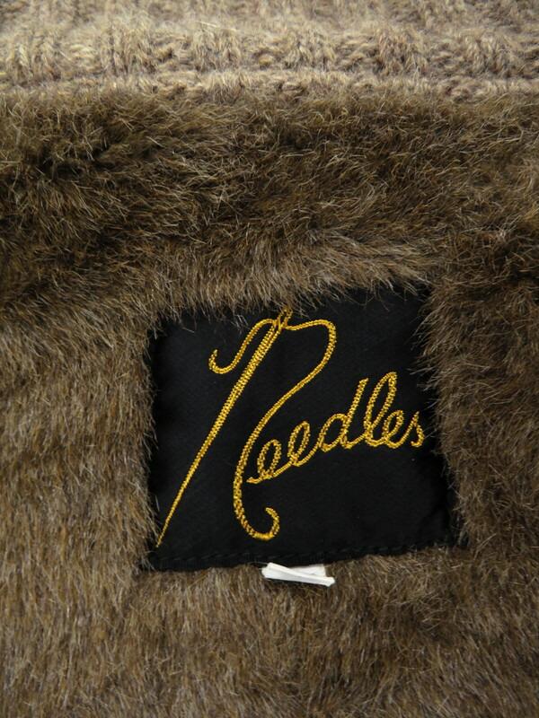 【Needles】【日本製】【アウター】ニードルス『ジャケット sizeXS』メンズ ブルゾン 1週間保証【中古】