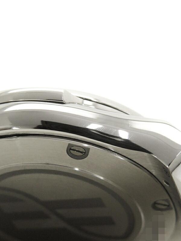 【HUBLOT】【電池交換・仕上済】ウブロ『クラシック フュージョン パ—ルホワイト ベゼルダイヤ』581.NE.6070.LR.1204.JPN16 クォーツ 6ヶ月保証【中古】