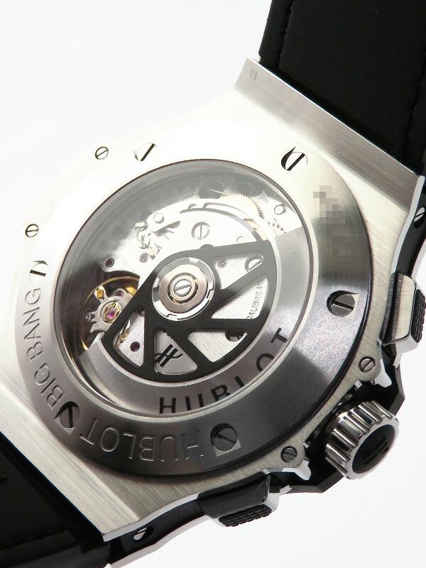 【HUBLOT】【裏スケ】ウブロ『ビッグバン クロノグラフ 44mm』301.SB.131.RX メンズ 自動巻き 6ヶ月保証【中古】