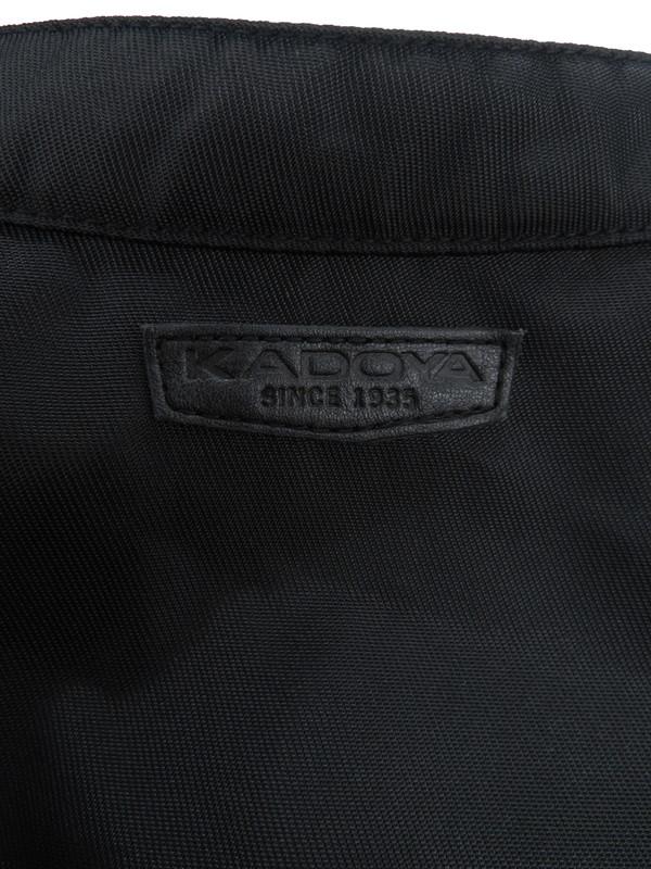 【KADOYA】【アウター】カドヤ『中綿ナイロンジャケット sizeM』メンズ ブルゾン 1週間保証【中古】