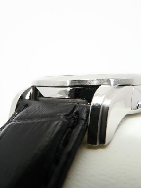 【MAURICE LACROIX】【裏スケ】【OH済】モーリスラクロア『ポントス リザーブ ド マルシェ』PT6168-SS002-130 メンズ 自動巻き 1ヶ月保証【中古】