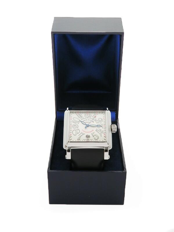 【FRANCK MULLER】【国内正規品】フランクミュラー『コンキスタドール コルテス』10000HSC メンズ 自動巻き 3ヶ月保証【中古】