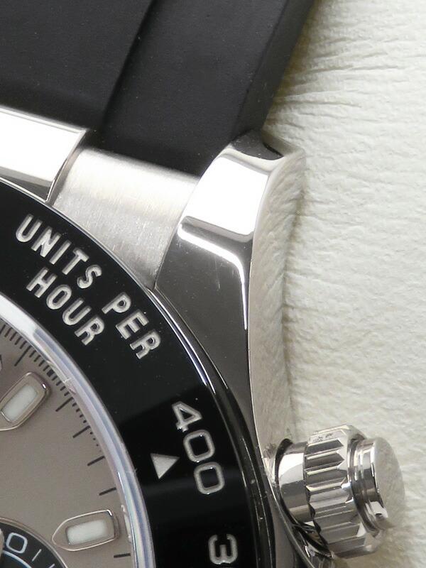 【ROLEX】【仕上済】【WGケース】【19年購入】ロレックス『コスモグラフ デイトナ』116519LN ランダム番 メンズ 自動巻き 12ヶ月保証【中古】