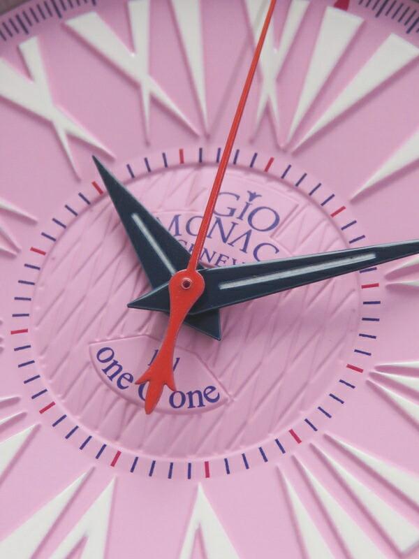 【GIO MONACO】【500本限定】ジオモナコ『ワンオーワン』101TH メンズ 自動巻き 1週間保証【中古】