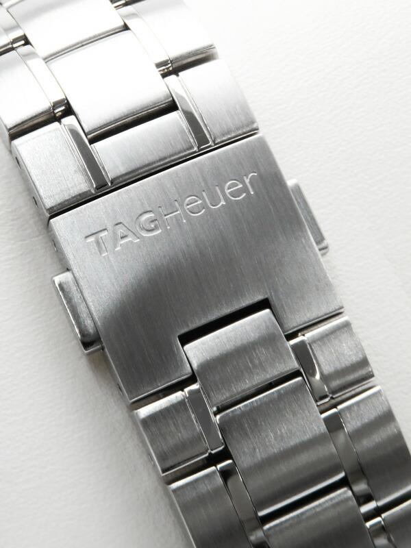 【TAG Heuer】【裏スケ】【仕上済】タグホイヤー『カレラ キャリバー1887 クロノグラフ』CAR2110.BA0720 メンズ 自動巻き 3ヶ月保証【中古】
