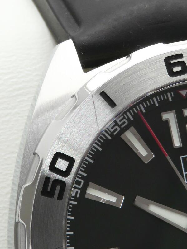 【TAG Heuer】タグホイヤー『フォーミュラ1 キャリバー5』WAZ2113.FT8023 メンズ 自動巻き 1ヶ月保証【中古】