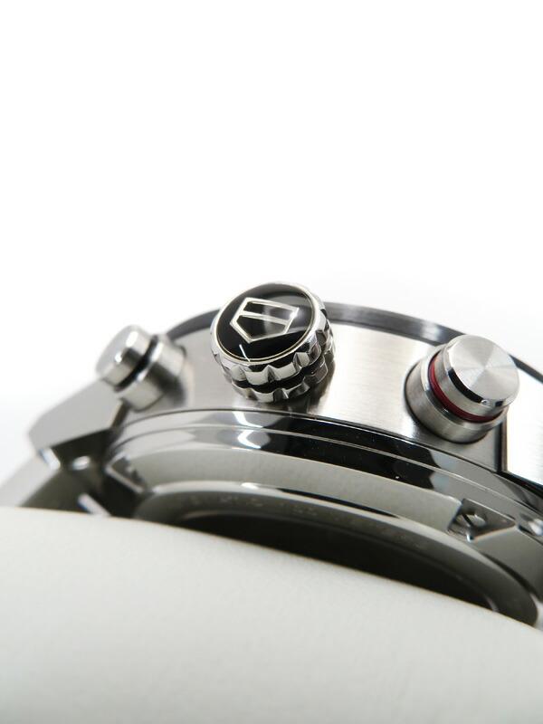 【TAG Heuer】【'20年購入】【裏スケ】【仕上済】タグホイヤー『カレラ キャリバー ホイヤー01』CAR201W.BA0714 メンズ 自動巻き 3ヶ月保証【中古】