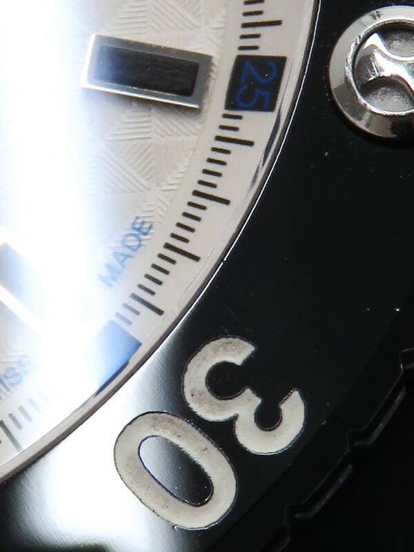 【EDOX】【OH済】エドックス『クラスワン デイデイト オートマチック』83005-TIN-AIN メンズ 自動巻き 1週間保証【中古】