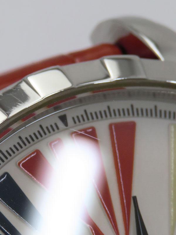 【GIO MONACO】【内部点検済】【500本限定】ジオモナコ『ワンオーワン 101 レインボー』101XXL メンズ 自動巻き 1ヶ月保証【中古】