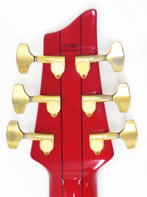 【Heartfield】【工房メンテ】ハートフィールド『6弦エレキベース』DR-6 1991年製 1週間保証【中古】