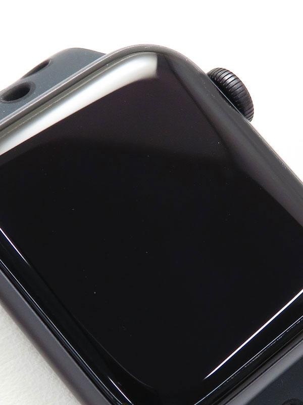 【Apple】【アップルウォッチ シリーズ6】アップル『Apple Watch Nike Series6 GPSモデル 40mm』M00X3J/A ボーイズ スマートウォッチ 1週間保証【中古】