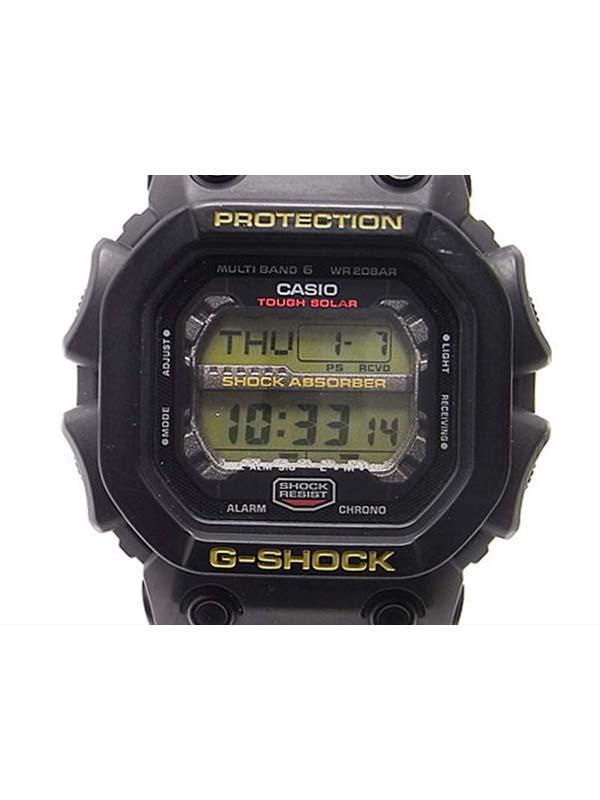 df6140b1da 【CASIO G-SHOCK】カシオ『Gショック GXシリーズ』GXW-56-1BJF メンズ ソーラー電波クォーツ 1週間保証【中古】