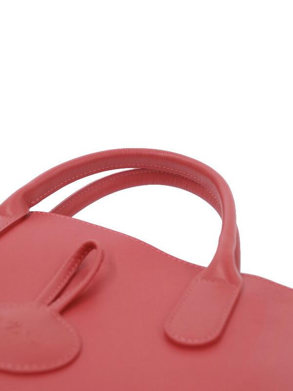 ee7bda8001d4 【LONGCHAMP】ロンシャン『ロゾ』レディース トートバッグ 1週間保証【中古】