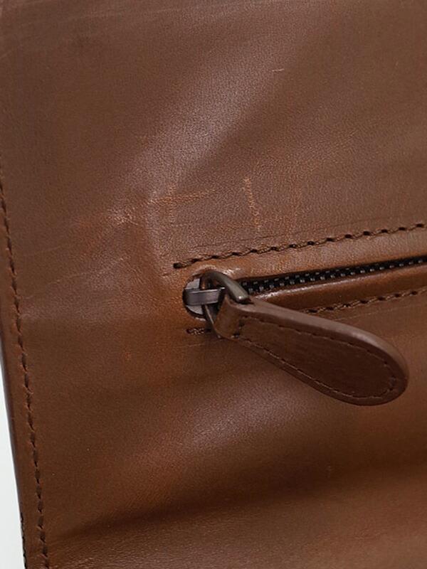 【BOTTEGA VENETA】ボッテガヴェネタ『イントレチャート セカンドバッグ』224421 メンズ 1週間保証【中古】