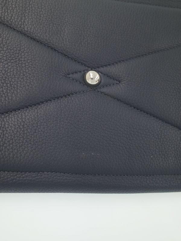 【HERMES】【シルバー金具】エルメス『ヴィクトリア43』E刻印 2001年製 ユニセックス ボストンバッグ 1週間保証【中古】