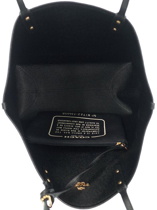 【COACH】コーチ『シグネチャー リバーシブルトート』F36658 レディース トートバッグ 1週間保証【中古】