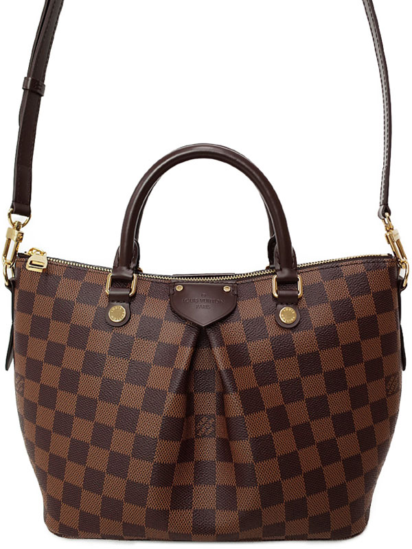 f603642d7519 【LOUIS VUITTON】ルイヴィトン『ダミエ シエナPM』N41545 レディース 2WAYバッグ 1週間保証【中古】