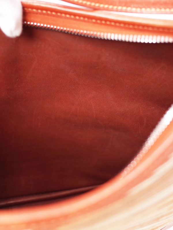 【HERMES】【シルバー金具】エルメス『トリム31』D刻印 2000年 レディース ショルダーバッグ 1週間保証【中古】