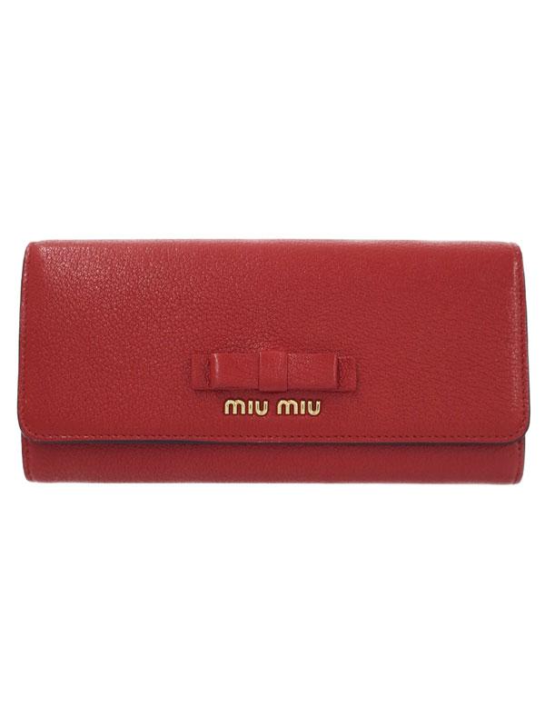 the latest 58bdc 4f28f 高山質店】公式オンラインショップ【MIUMIU】ミュウミュウ ...