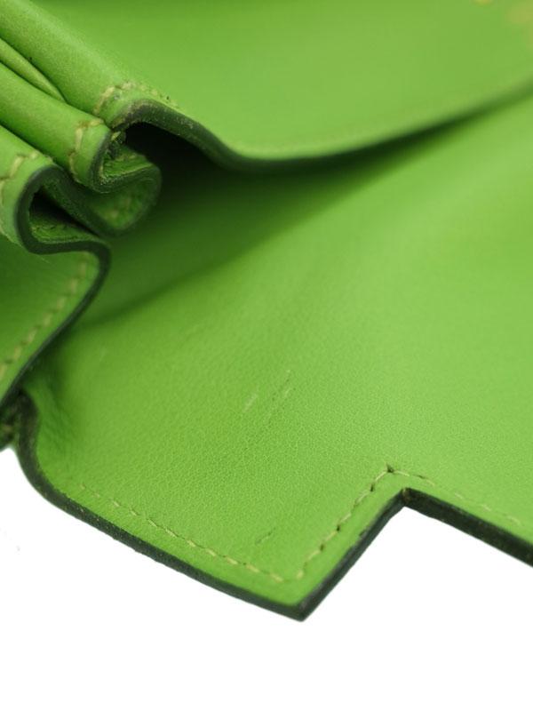 【HERMES】【ゴールド金具】エルメス『ケリー35 内縫い』A刻印 1997年 レディース 2WAYバッグ 1週間保証【中古】