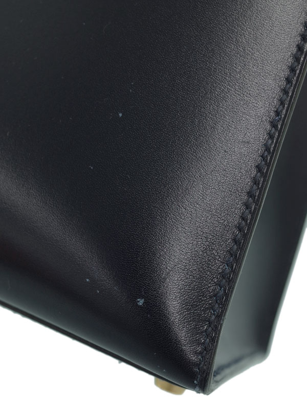 【HERMES】【ゴールド金具】エルメス『ケリー35 外縫い』X刻印 1994年製 レディース 2WAYバッグ 1週間保証【中古】