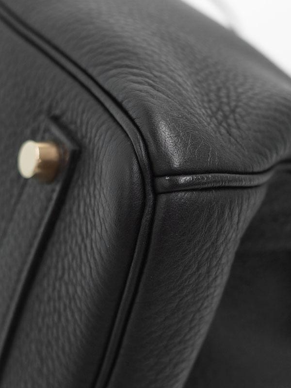 【HERMES】【ゴールド金具】エルメス『バーキン35』H刻印 2004年製 レディース ハンドバッグ 1週間保証【中古】