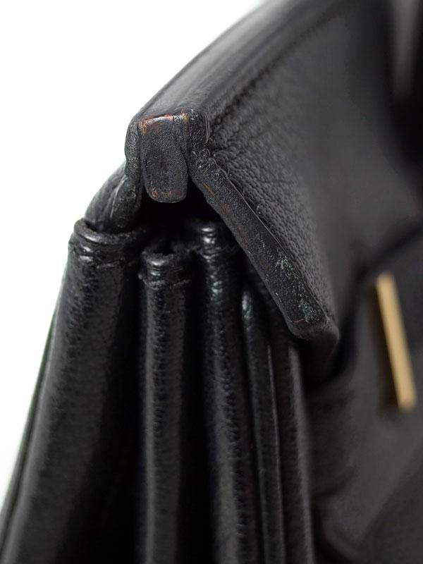 【HERMES】【ゴールド金具】エルメス『バーキン35』E刻印 2001年製 レディース ハンドバッグ 1週間保証【中古】