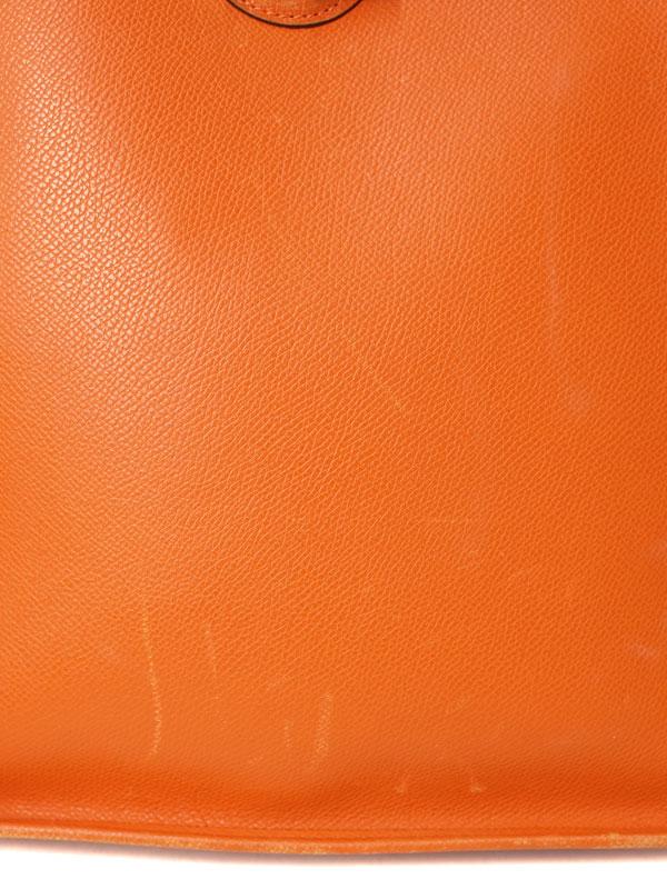 【HERMES】【シルバー金具】エルメス『ヴェスパ PM』H刻印 2004年製 レディース ショルダーバッグ 1週間保証【中古】