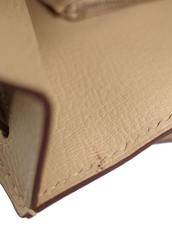 【HERMES】【シルバー金具】エルメス『ジプシエール34』M刻印 2009年 レディース ショルダーバッグ 1週間保証【中古】