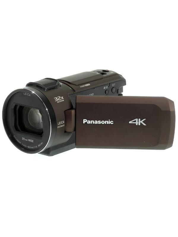 panasonic 4k ビデオ カメラ