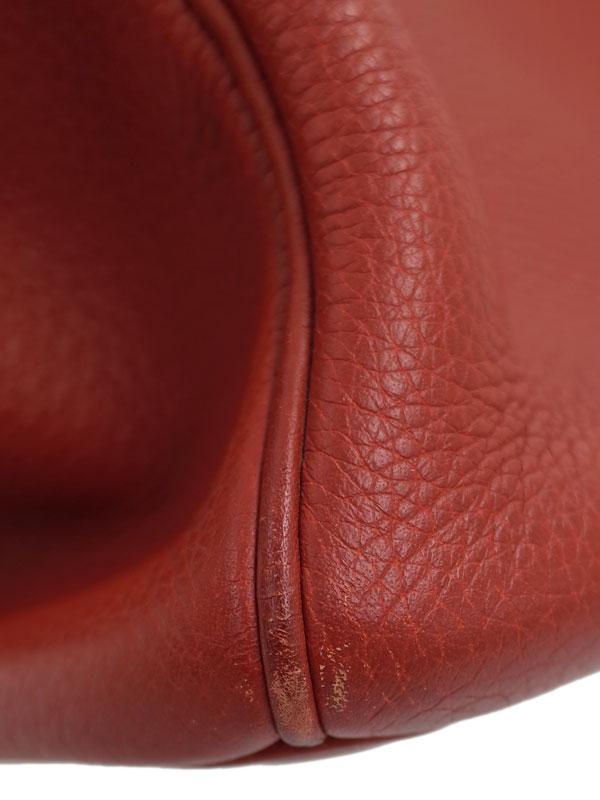 【HERMES】【シルバー金具】エルメス『バーキン35』H刻印 2004年製 レディース ハンドバッグ 1週間保証【中古】