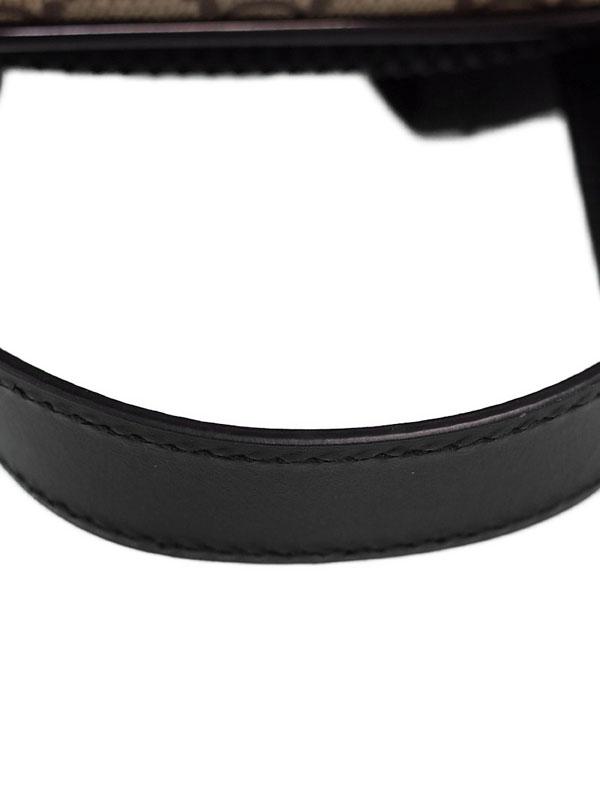 【GUCCI】【オンライン限定】グッチ『GGスプリームキャンバス バックパック』406370 メンズ 1週間保証【中古】
