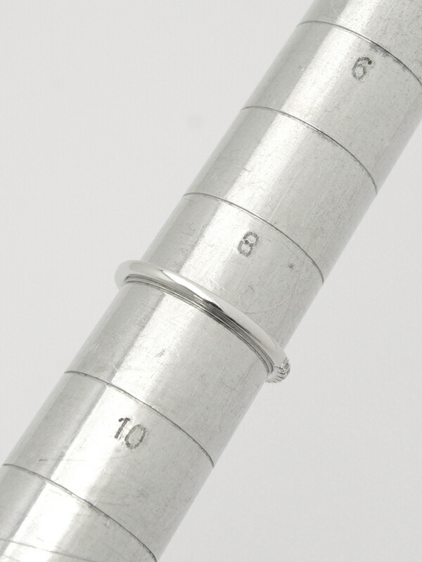 【Cartier】【ETINCELLE】【仕上済】カルティエ『K18WG エタンセル ドゥ カルティエ リング ダイヤモンド』9号 1週間保証【中古】