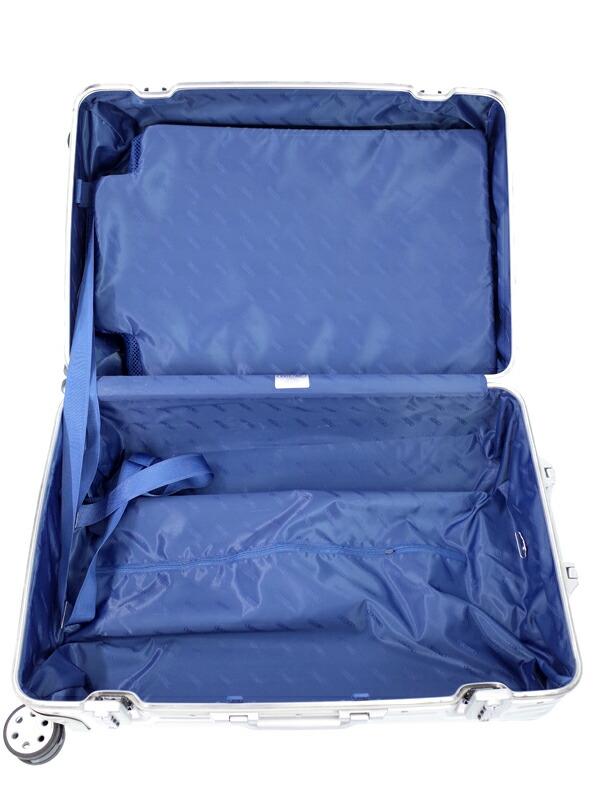 【RIMOWA】【TSAロック】【旅行】リモワ『トパーズ スーツケース 4輪』924.63 メンズ レディース キャリーケース 1週間保証【中古】