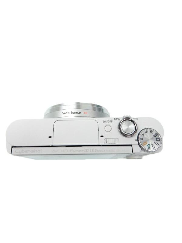 ソニー SONY デジタルスチルカメラ 「Cyber-shot」 DSC‐WX500‐WC