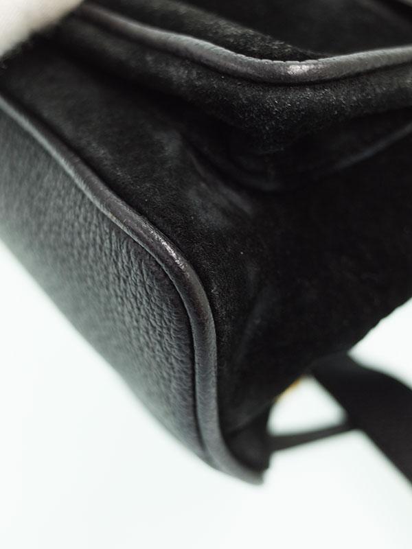 【GUCCI】グッチ『バンブー ミニ リュックサック』003・2058・0016 レディース バックパック 1週間保証【中古】