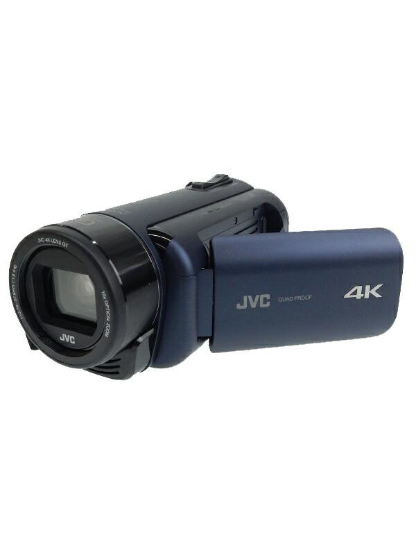 【JVC】ジェイブイシー『Everio R(エブリオ アール)』GZ-RY980 4K 防水 光学10倍 SDXC デジタルビデオカメラ 1週間保証【中古】