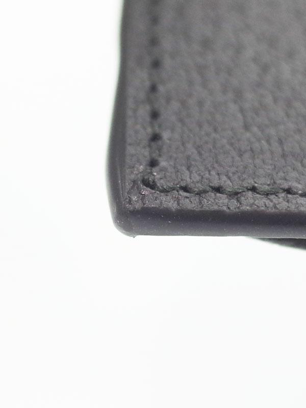 【GUCCI】【小銭入れなし】グッチ『GGマーモント 二つ折り財布』428726 メンズ 二つ折り札入れ 1週間保証【中古】