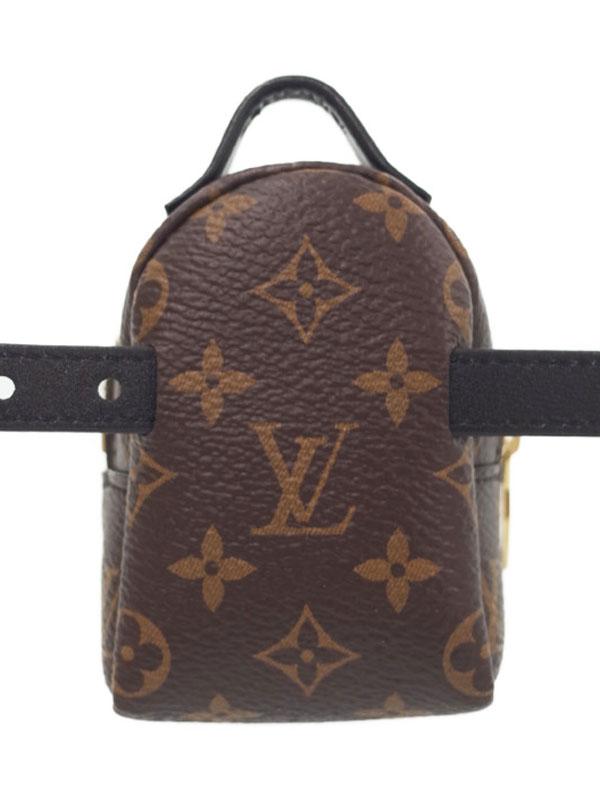 【Louis Vuitton】ルイヴィトン『モノグラム ブラスレ パーティ パームスプリング』M6563A レディース ブレスレット 1週間保証【中古】