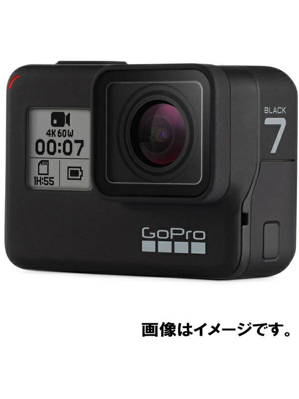 【GoPro】ゴープロ『GoPro HERO7 Black』CHDHX-701-FW アクションカメラ 1週間保証【新品】