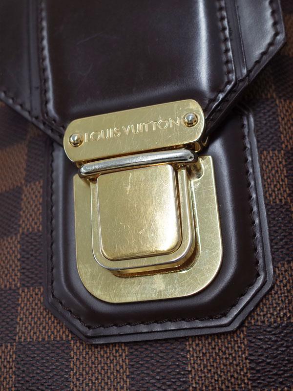 【LOUIS VUITTON】ルイヴィトン『ダミエ グリート』N48108 レディース トートバッグ 1週間保証【中古】