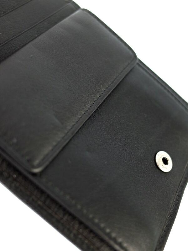 【Salvatore Ferragamo】フェラガモ『ショルダー付 二つ折り短財布』レディース 1週間保証【中古】
