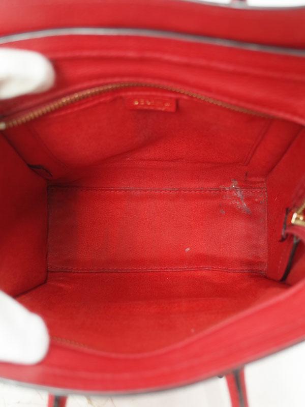 【CELINE】セリーヌ『ナノショッパー』レディース 2WAYバッグ 1週間保証【中古】