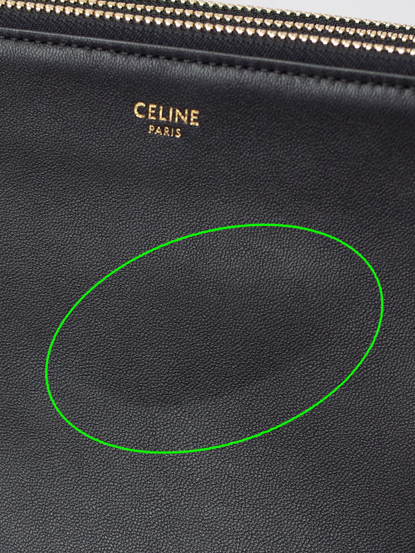 【CELINE】セリーヌ『トリオ スモール』192033 レディース ショルダーバッグ 1週間保証【中古】